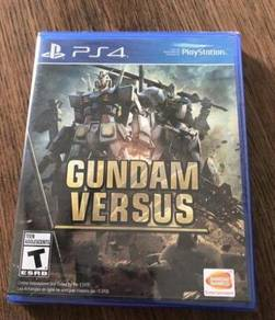 PS4 Game Gundam Versus English Version NEW