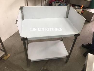 Burner table (2 tier)