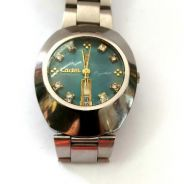 Vintage Cadet crystal automatic watch