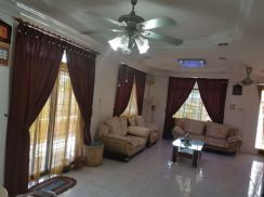 DS semi detached house BINTULU