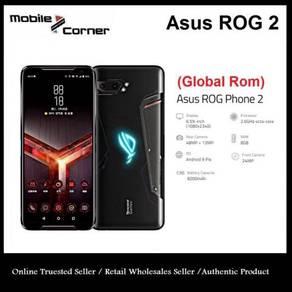 Asus ROG Phone 2 GLOBAL ROM [128GB + 8GB RAM]