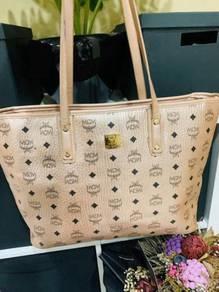 MCM Tote Bag - Rose Gold