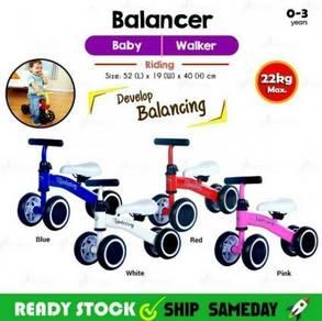 Baby Kid Bike Glider Walker (a)