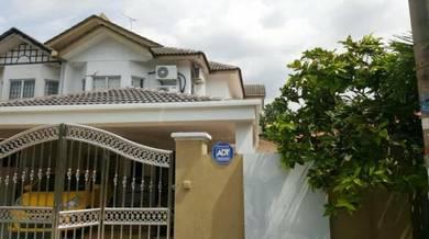 [CORNER LOT] Seksyen 7 Shah Alam 2 Storey Terrace House (Rumah Teres)