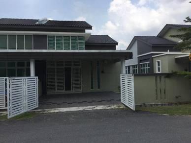 House for rent at taman saujana indah lunas,kulim