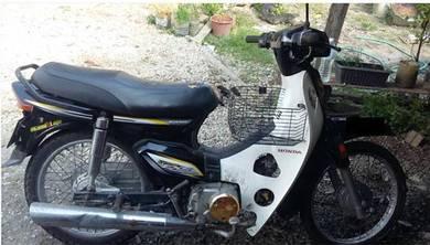 2005 Honda EX5 Motor untuk dijual