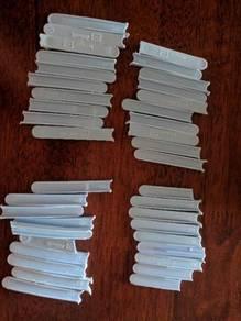 Abott spoon collection (39 sticks)