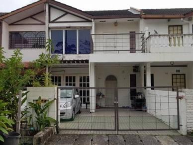 Double Storey House PJS Bandar Sunway (Got Kitchen Cabinet)