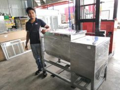 Dough mixer Flour 100kg 110✘78✘38 in