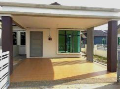 Single Storey Corner Lot Kepala Batas(BERTAM)