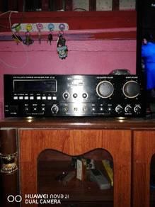 Speaker sony+active subwoofer+karoake power M