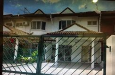 FOR SALE 2 Storey Terrace House Taman Setapak Indah (Direct Owner)