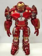 Hulkbuster LED action figure toy 17cm