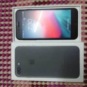Iphone 7plus 32 gb matte black