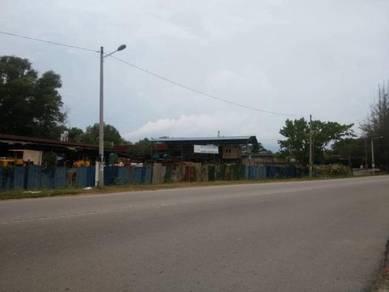 Vacant Light Industrial Land at Tmn Angsana Sari, Sg Petani