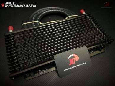 Oil cooler automatic gear hayden kit hose set