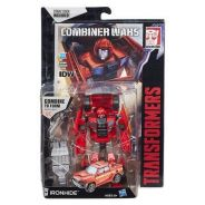 Ironhide Combiners Wars IDW Transformers