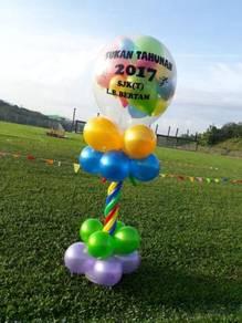 Launching Balloon Event