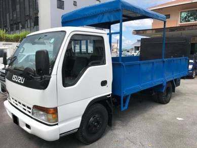 Isuzu npr66l work/cargo truck