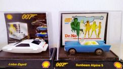 Shell James Bond Car