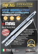 Stainless Steel MA6 Autogate System Reliable 1