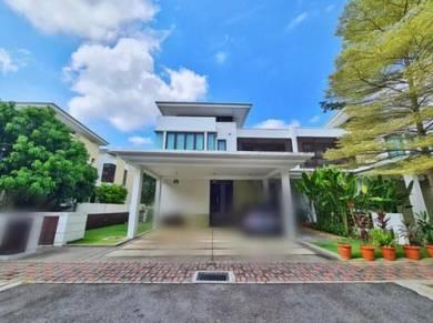 Facing Lake: Fully-Fitted 2.5 Sty Semi-D, Yara Twinvilla, P8 Putrajaya