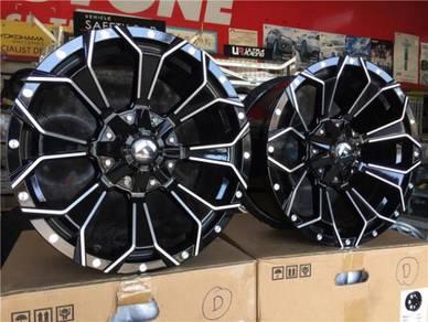 Sport Rim 4X4 Fuel US Offroad Design 18 Inch NEW