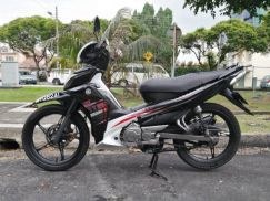 Yamaha SRL 115Z (2013)