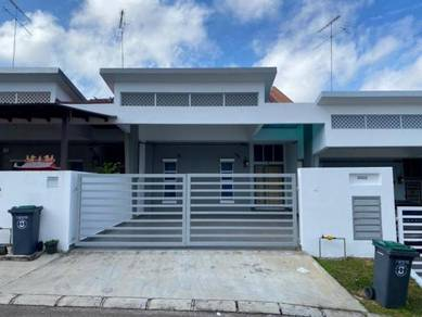 FOR SALE -Taman Delima 3 Kluang (100% full loan)
