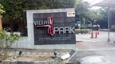 Villa Park Condominium Bukit Serdang Selangor