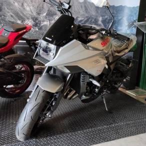 Suzuki katana gsx-s1000s !!! laon kedai!!!