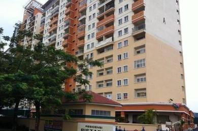 Residensi Bistaria Ukay Perdana Ampang 890sqft Below Market