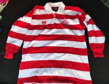 PAPA 2719 T-shirt Canterbury Japan Rugby Sakura 92