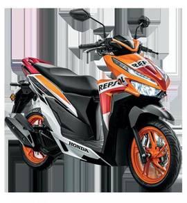 Honda vario 150cc repsol variant