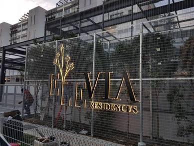 [MODERN & COZY]ELEVIA Residence Villa,Puchong!! Convenient comfort!!