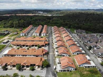 Semi D At Balok Perdana ZERO PERCENT DOWNPAYMENT