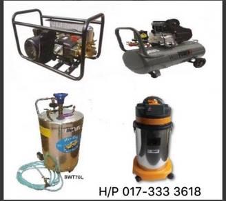 Car Wash Package Water Jet Pump(Pakej Cuci Kereta)