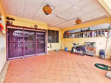 CHEAPEST Single Storey Terrace House Taman Permai Kajang