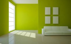 Room painting internal wall painting