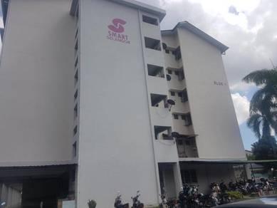 Pangsapuri Rimau Indah Smart Selangor Seksyen 32 Shah Alam