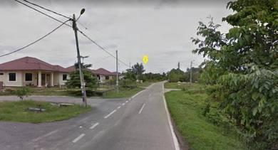 Tanah FREEHOLD Simpanan Melayu 1 ekar di Kg Lembah , Jerteh, Besut