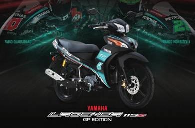 New Yamaha Lagenda 115Z GP Edition Low Deposit