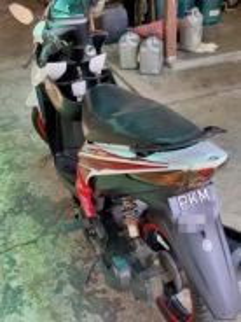 Yamaha ego lc scooter