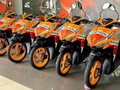 Honda vario 150 repsol (PROMOSI HARI RAYA RM1 DP)