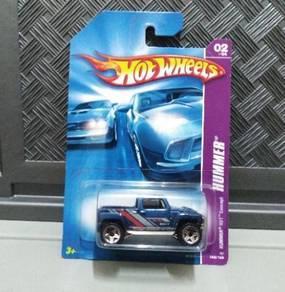 Hot Wheels Hummer H3T Concept