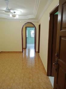 Pusat Bandar Puchong Wawasan Aprt Tingkat 2 Rumah Renovated Sewa