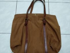 Authentic IL Bisonte Made in Italy Tote Bag