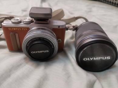 Camera Olympus epl-8