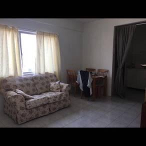 Laksamana Puri Condominium ( Studio unit)