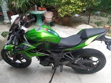 Kawasaki 250sl